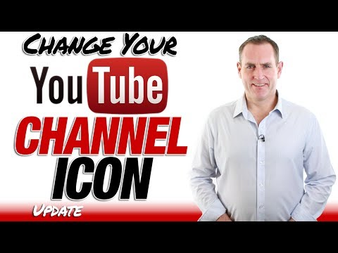 How To Change A Channel Icon - Update
