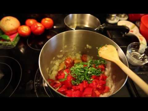 How to make marinara sauce!