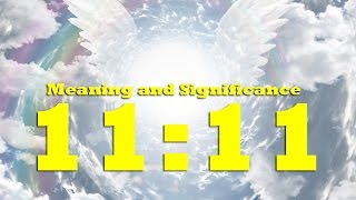 the meaning of 1111 Videos - 9tube tv