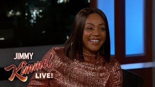 Kevin Hart Helped Tiffany Haddish Out of Homelessness