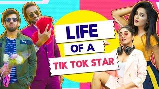 Life Of A TikTok Star Ft. Abhinav Anand (Bade) & Abhishek kapoor| Hasley India