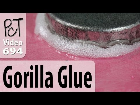 Gorilla Glue White - Does it Work with Polymer Clay?