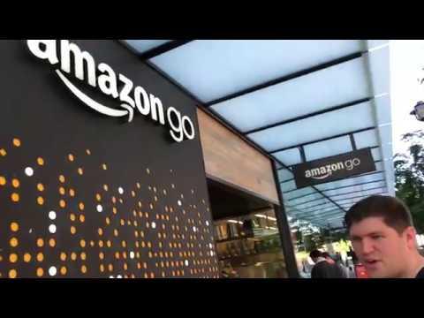 AMAZON GO Purchase Fail