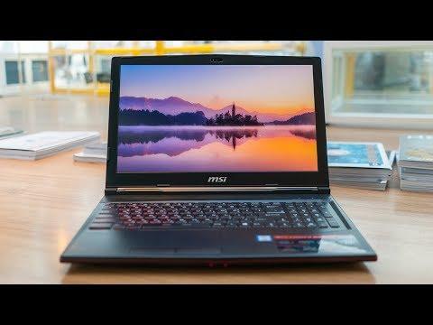 MSI GP63 8RE Leopard Pro Review - Mini workstation like