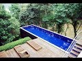 best shipping container pools ideas