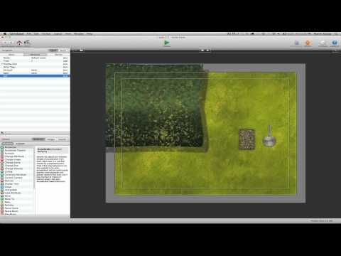 Game Salad Tutoraial - Creating an iPad Tank Game Part 2 of 5 - 3DTrainer.com