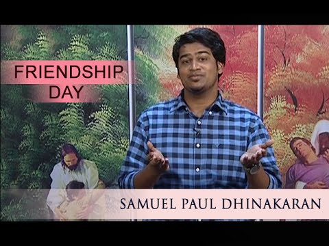 Friendship Day Spl (English - Kannada)-Samuel Dhinakaran