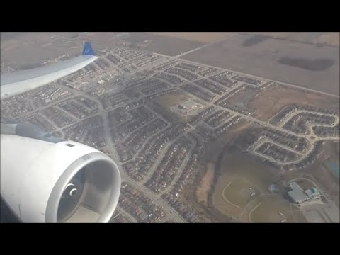 Air Transat Airbus A330-243 | London Gatwick to Toronto Pearson *Full Flight*