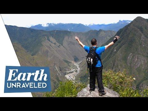 🗻Climbing Machu Picchu Mountain Peru // Montaña Machu Picchu Hike 🇵🇪