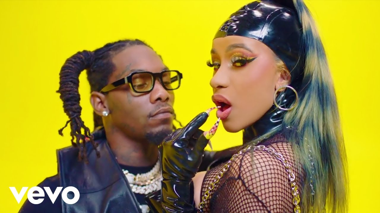 Offset - Clout ft. Cardi B (Official Video)