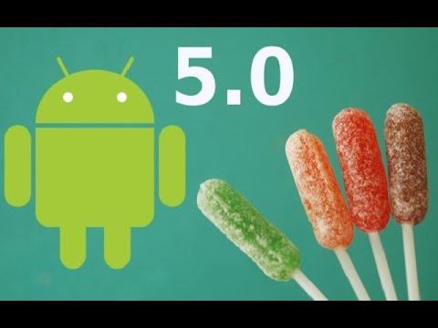 تثبيت الأندرويد الجديد 5.0 lollipop المصاصة على حاسوبك