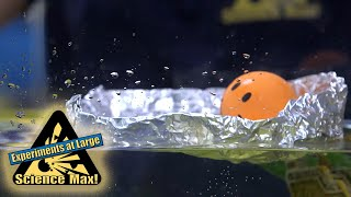 Science Max|BUILD IT YOURSELF|Tin Foil Boat|EXPERIMENT