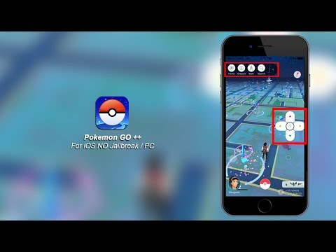[Update] How To Install Pokemon Go ++ Joystick iOS 9.3.4 / 9.3.5 / 10 NO JB / PC