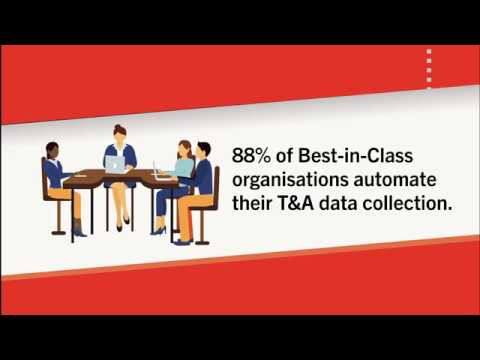 Infographic Video: Get Time and Attendance under Control