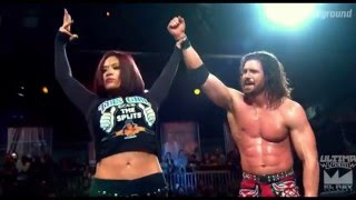 Former WWE Diva Melina Returns To Pro Wrestling; Lucha Underground Debut