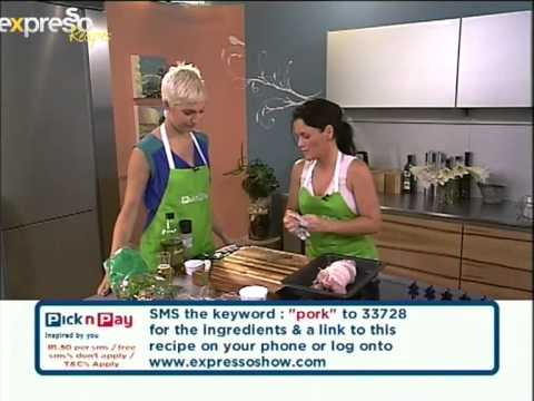 eXpresso Recipes- Pork neck with whole grain mustard and cider.mov