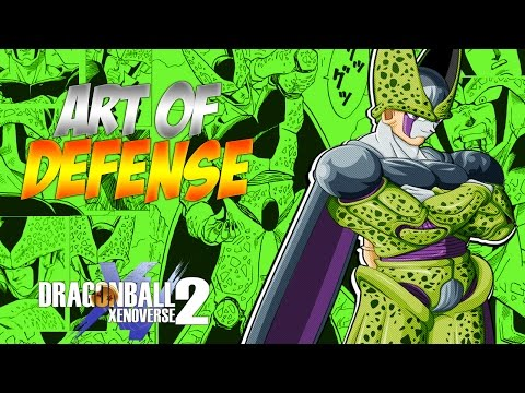 Dragon Ball Xenoverse 2: Art of Defense