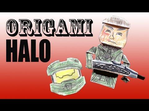 Origami Halo
