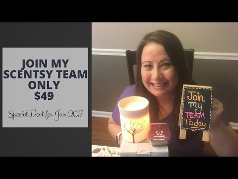It's only $49 to own your Scentsy business this month, and look at ALL your start up supplies!