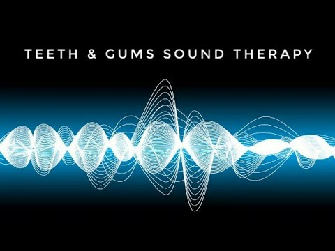 Healthy Teeth and Gums Frequency - Repairs teeth and gums | Binaural Beats Subliminal