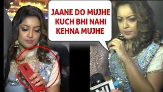 Tanushree Dutta SCARED To Face Media, AVOIDS Media, First Appearance At Navratri Event, Mumbai
