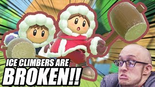 Ice Climbers are BROKEN!! Battle of BC Top 8 Highlights ft. Esam, Ally, CaptainZack and More!!
