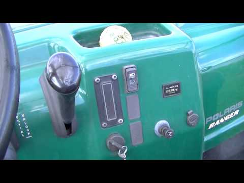 02 Polaris Ranger 500 Switch is Bad
