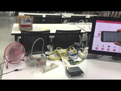 Qt Simple HMI demo with MODBUS TCP, on Android, Raspberry PI, BeagleboneBlack
