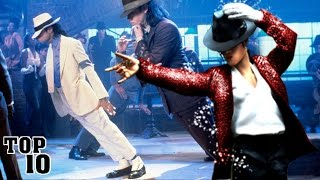 Top 10 Greatest Dance Moves Of All Time