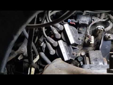 03 Chevy S10 misfire and no power.