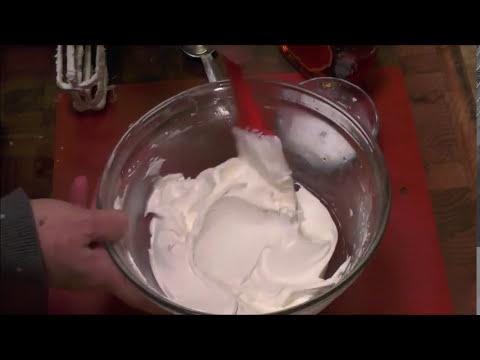 Drunk Whipped Cream (Amaretto)