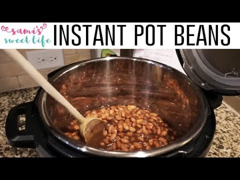 Instant Pot Pinto Beans Recipe | How to Make Pinto Beans in the Instant Pot