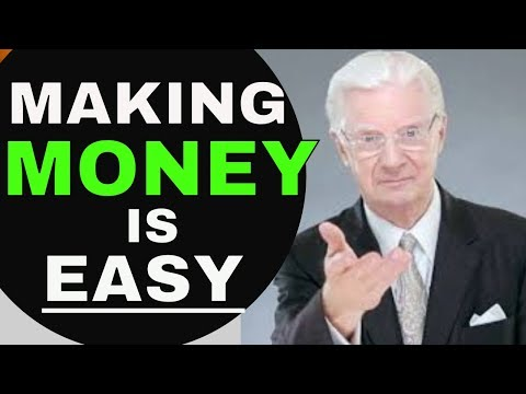 How To Turn Your Annual Income Into Your Monthly Income - Bob Proctor Response (Manifest Money Fast)
