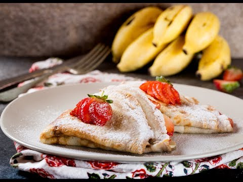 Nuteez Simple Crepes Pika Version
