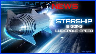 Elon Musk Shows Us Starship's Future | SpaceX in the News