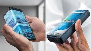 أحدث 10 هواتف فى العالم , مستوى آخر من التكنولوجيا  .. !!