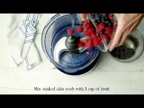 How to Make Healthy Chia Jam | Woolworths