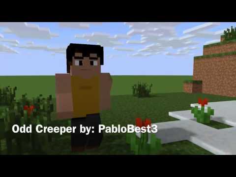 Odd Creeper: Minecraft Animation