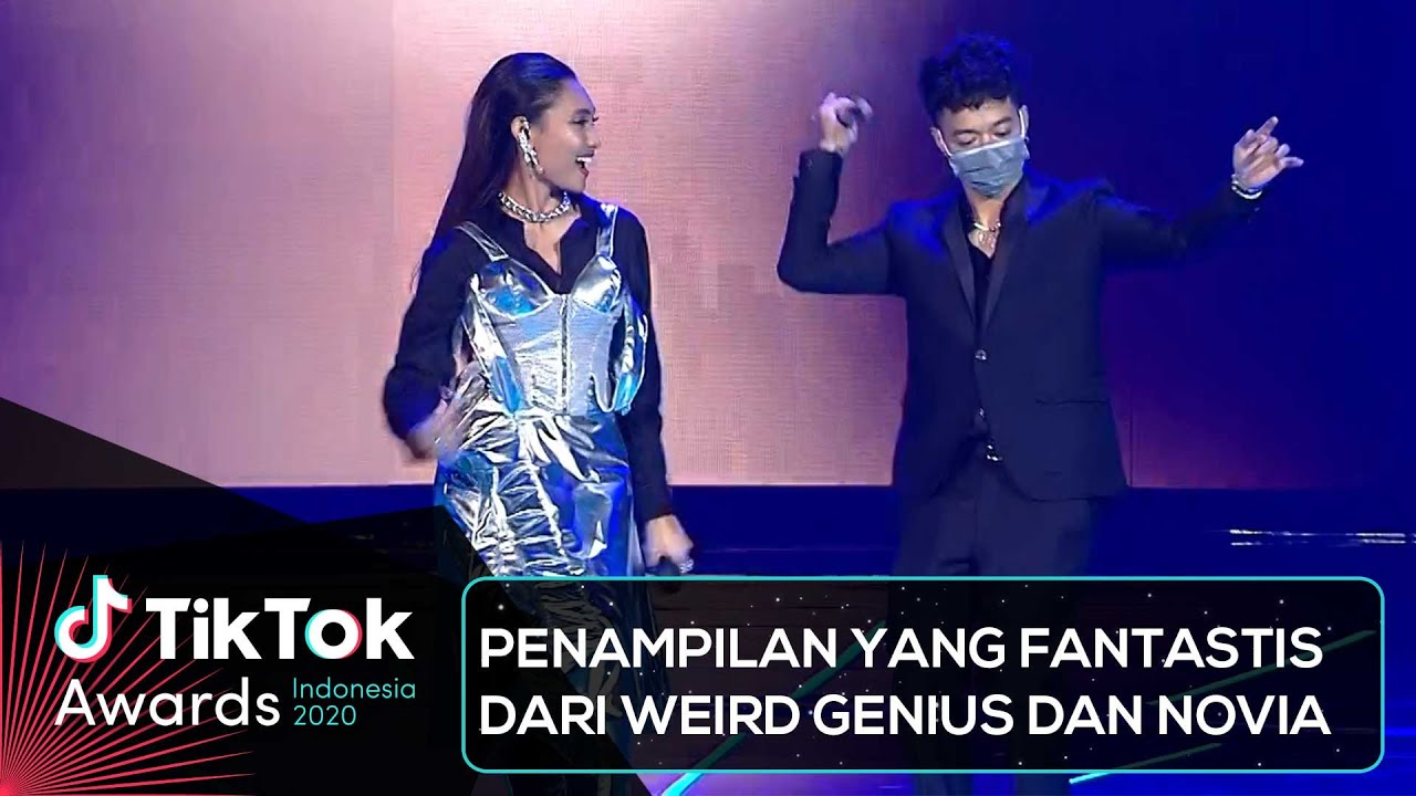 "Download Weird Genius x Novia - ""Lathi"" | TIKTOK AWARDS INDONESIA 2020 MP3 Gratis"