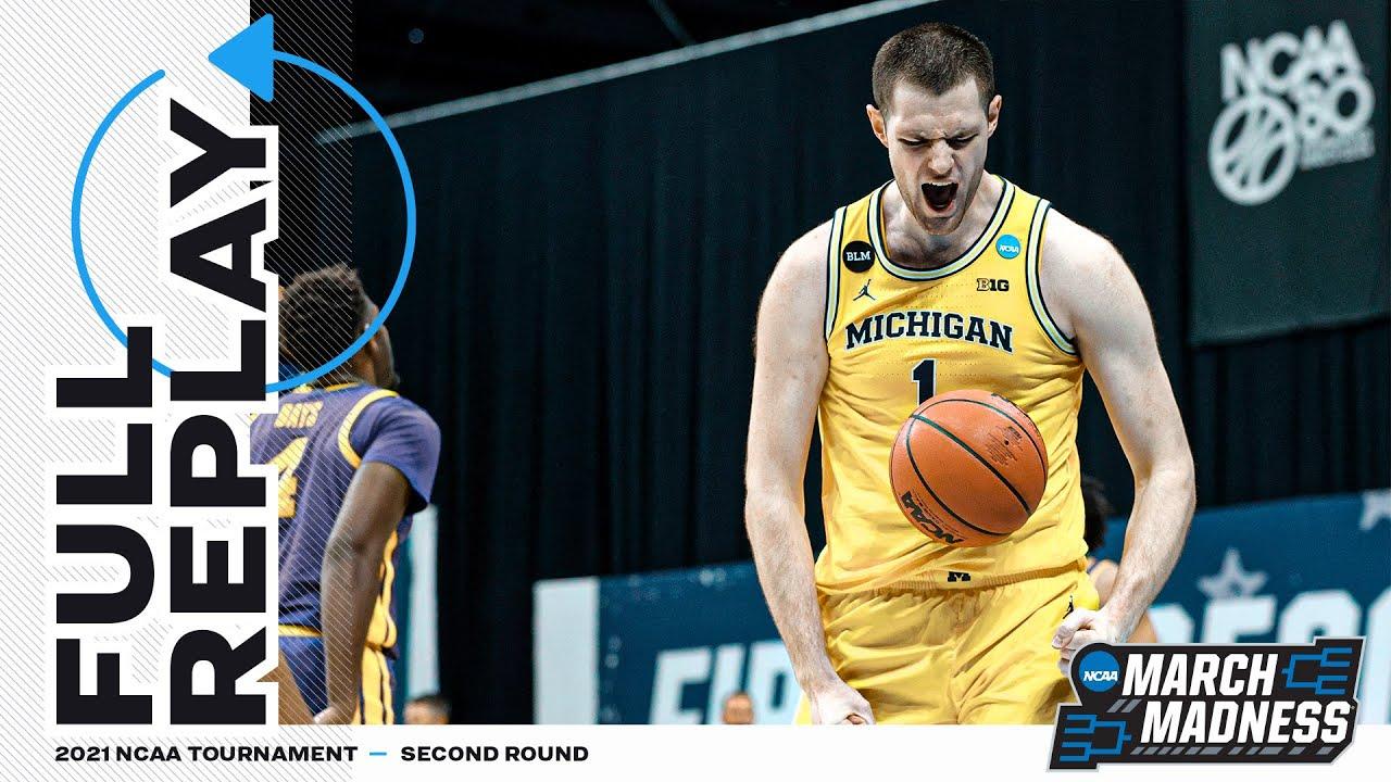 Michigan vs. LSU: 2021 NCAA tournament 2nd round | FULL GAME