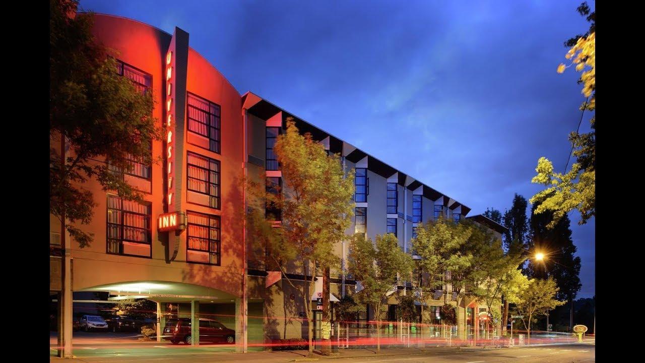University Inn - Pineapple Hospitality - Seattle Hotels, Washington