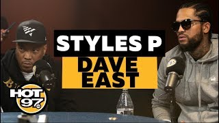 Styles P & Dave East Break Down The Rules Of Beef, Drake vs Pusha T &