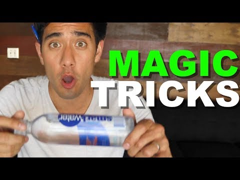 Fool Your Friends - 3 Magic Tricks Revealed