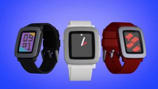 The #TimeOfYourLife in 15 Seconds (Pebble Time)