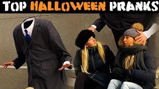 New Scary Halloween Pranks 🎃👻2020( part 2) -Julien Magic