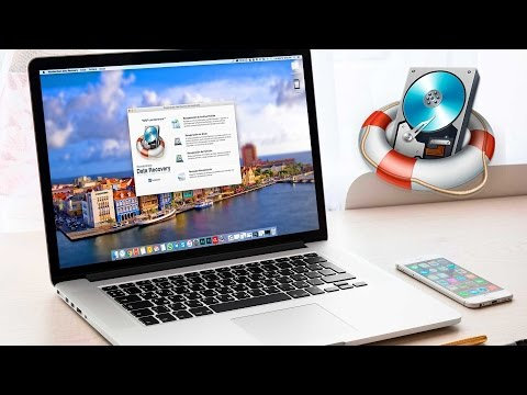 Recupera todo tipo de archivos con Wondershare Data Recovery for Mac
