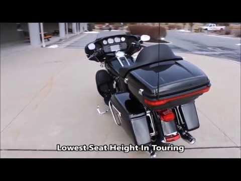 2015 Harley Davidson FLHTCUL Electra Glide Ultra Classic Low Walkaround Video