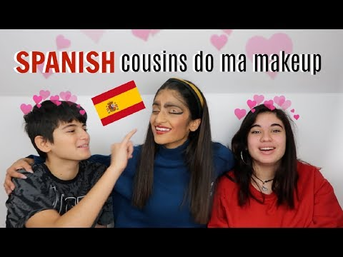 MY SPANISH COUSINS