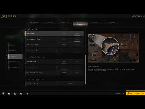 How to Hide GPU Temperature in Black Ops 4