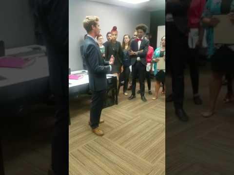 Promotion Speech